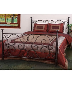 Rosette Full-size Bed