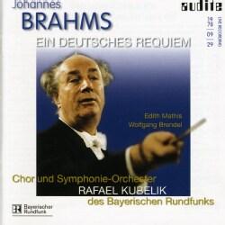 Rafael Kubelik - Brahms:German Requiem 3234729