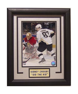 Sidney Crosby Deluxe Frame