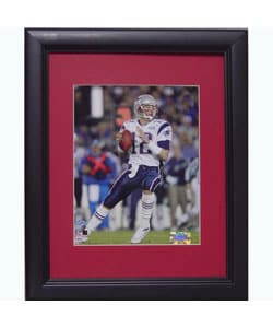 Tom Brady Deluxe Frame