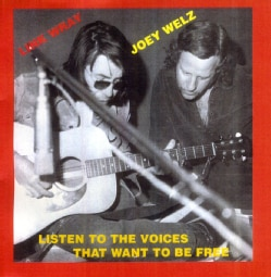 Joey Welz - Brother and Legends 3333935