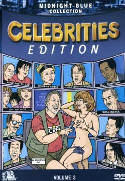 Midnight Blue Vol. 3: Celebrities (DVD) 3370431
