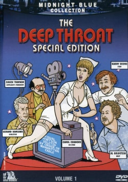 Midnight Blue: The Deep Throat Special Edition (DVD) 3379594