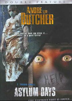 Andre The Butcher/Asylum Days (DVD) 3380843