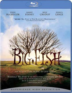 Big Fish (Blu-ray Disc) 3385141