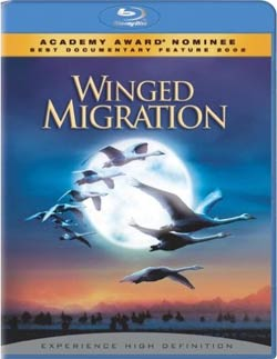 Winged Migration (Blu-ray Disc) 3385145