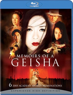 Memoirs of a Geisha (Blu-ray Disc) 3385160