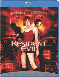 Resident Evil (Blu-ray Disc) 3385162
