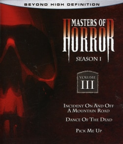 Masters Of Horror: Season One Vol. 3 (Blu-ray Disc) 3385177