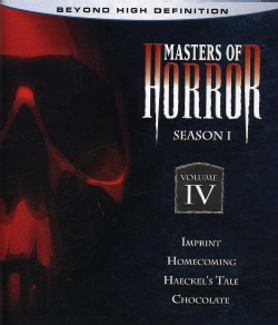 Masters Of Horror Season 1 Vol. 4 (Blu-ray Disc) 3385178