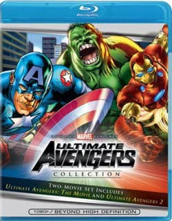 Ultimate Avengers 1 & 2 (Blu-ray Disc) 3385198