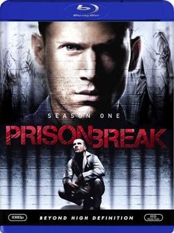 Prison Break: Season 1 (Blu-ray Disc) 3385241