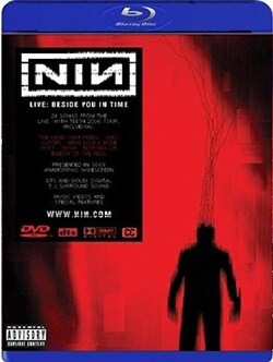 Nine Inch Nails Live: Beside You In Time (Blu-ray Disc) 3385258