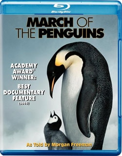 March of the Penguins (Blu-ray Disc) 3385287