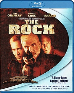 The Rock (Blu-ray Disc) 3385310