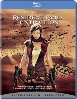 Resident Evil: Extinction (Blu-ray Disc) 3424139