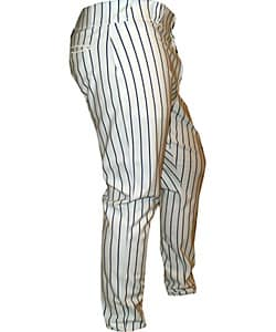 Yankees 2006 Game Issued Home Pants