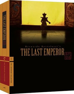 The Last Emperor - Criterion Collection (DVD) 3466193