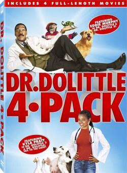 Dr. Dolittle 4 Pack (DVD) 3481977