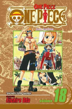 One Piece 18: Ace Arrives (Paperback) 3490952