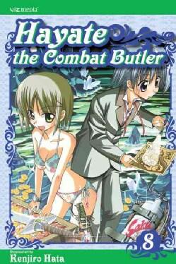 Hayate the Combat Butler 8 (Paperback) 3490987