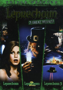 Leprechaun Triple Feature (DVD) 3503707