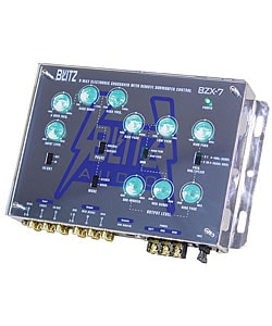 Blitz 3-way Electronic Crossover Network