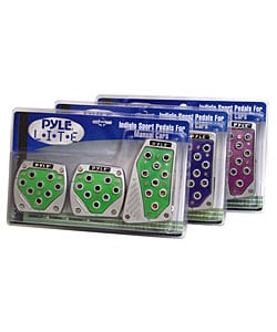 Pyle Purple Indiglo Manual Pedals