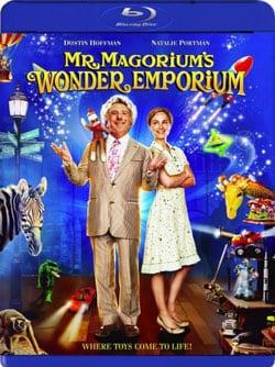 Mr. Magorium's Wonder Emporium (Blu-ray Disc) 3520289