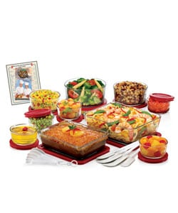 Anchor Hocking 32-piece Storage Bowl Set 3521637