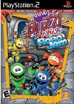PS2 - Buzz JR. Robo Jam (Software Only)