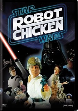 Robot Chicken: Star Wars (DVD) 3535942