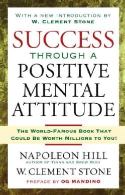 Success Through a Positive Mental Attitude (CD-Audio) 3538375