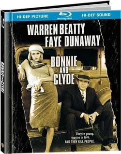 Bonnie and Clyde DigiBook (Blu-ray Disc) 3552592