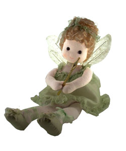 Tinker Bell Fairy Collectible Musical Doll