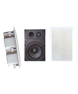 PylePro 5-inch Two-way Enclosed Speaker System