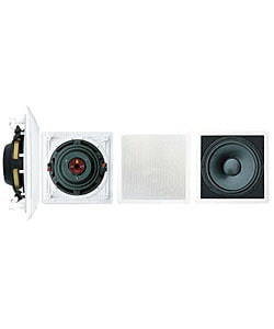 PylePro 10-inch In-wall High Power Subwoofer