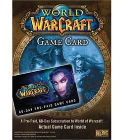 PC - World of Warcraft:60-Day Time Card