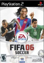 PS 2 - FIFA Soccer 06 (Pre-Played)
