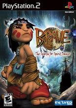 PS2 - Brave: The Search for Spirit Dancer (Pre-Pla