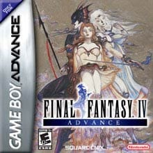 GBA - Final Fantasy IV Advance(Pre-Played)