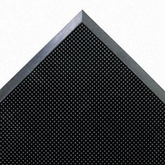 Mat-A-Dor Black Scraper Entrance/ Antifatigue Mat (24 in. x 32 in.)