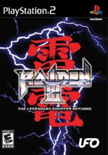 PS2 - Raiden III (Pre-Played)