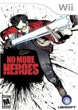 Wii - No More Heroes (Pre-Played)