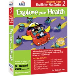 Health for Kids, Vol.2- Explore your Health