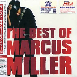Best Of Marcus Miller - By Miller,Marcus