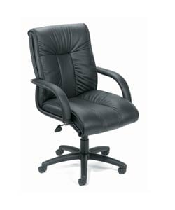 Boss Italian Leather Executive Chair