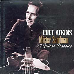 Atkins, Chet - Mister Sandman [Import]