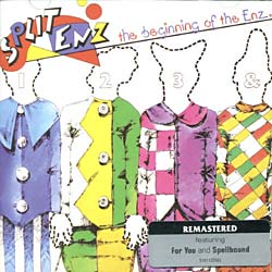Beginning Of The Enz - By Split Enz