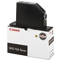 Canon NPG-13 Copier Black Toner Cartridge